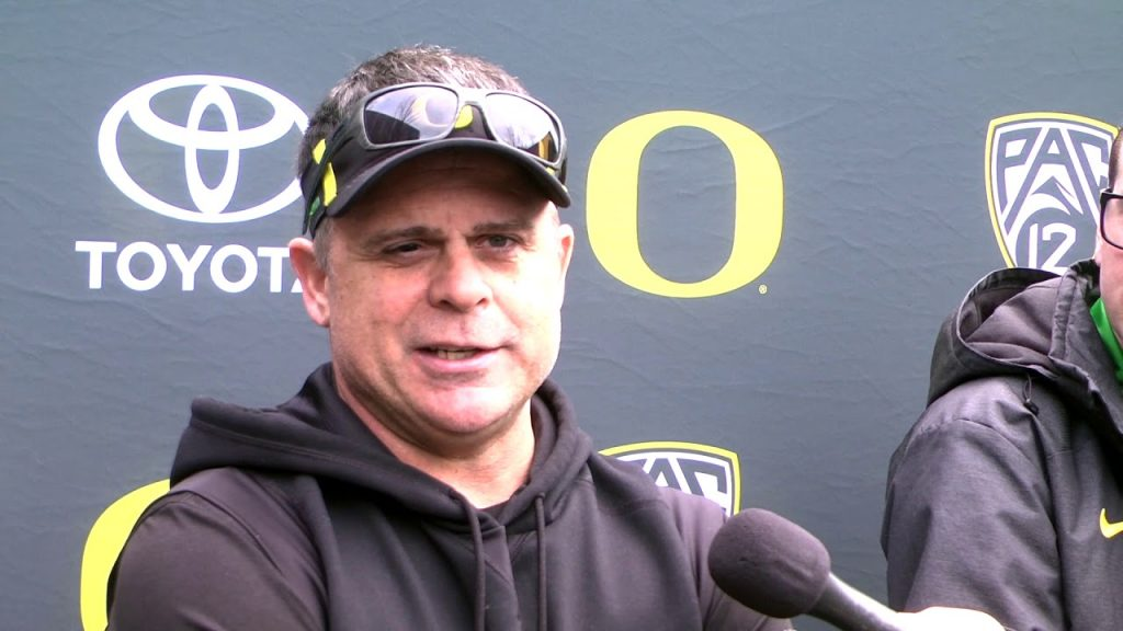 Assessing the state of the Oregon ground game – Whole ...